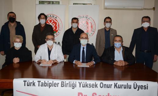 """UZM. DR. MENTEŞ, """"DR. ŞEYHMUS GÖKALP SERBEST BIRAKILSIN"""""""
