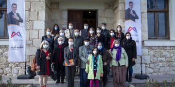 GAZİ ÇİFTLİĞİ'NDE KADINLARA VE ÇOCUKLARA YÖNELİK EĞİTİMLER SÜRÜYOR