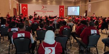 TÜRK KIZILAY GELENEKSEL ADANA İL KOORDİNASYON TOPLANTISI