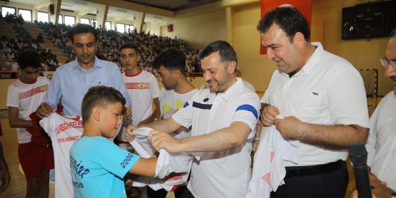 BAŞKAN KOCAİSPİR'DEN ANTRENÖRLERE PANDEMİ DESTEĞİ