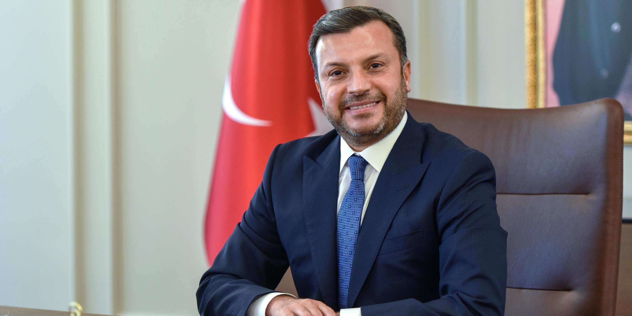 BAŞKAN KOCAİSPİR'İN RAMAZAN-I ŞERİF MESAJI