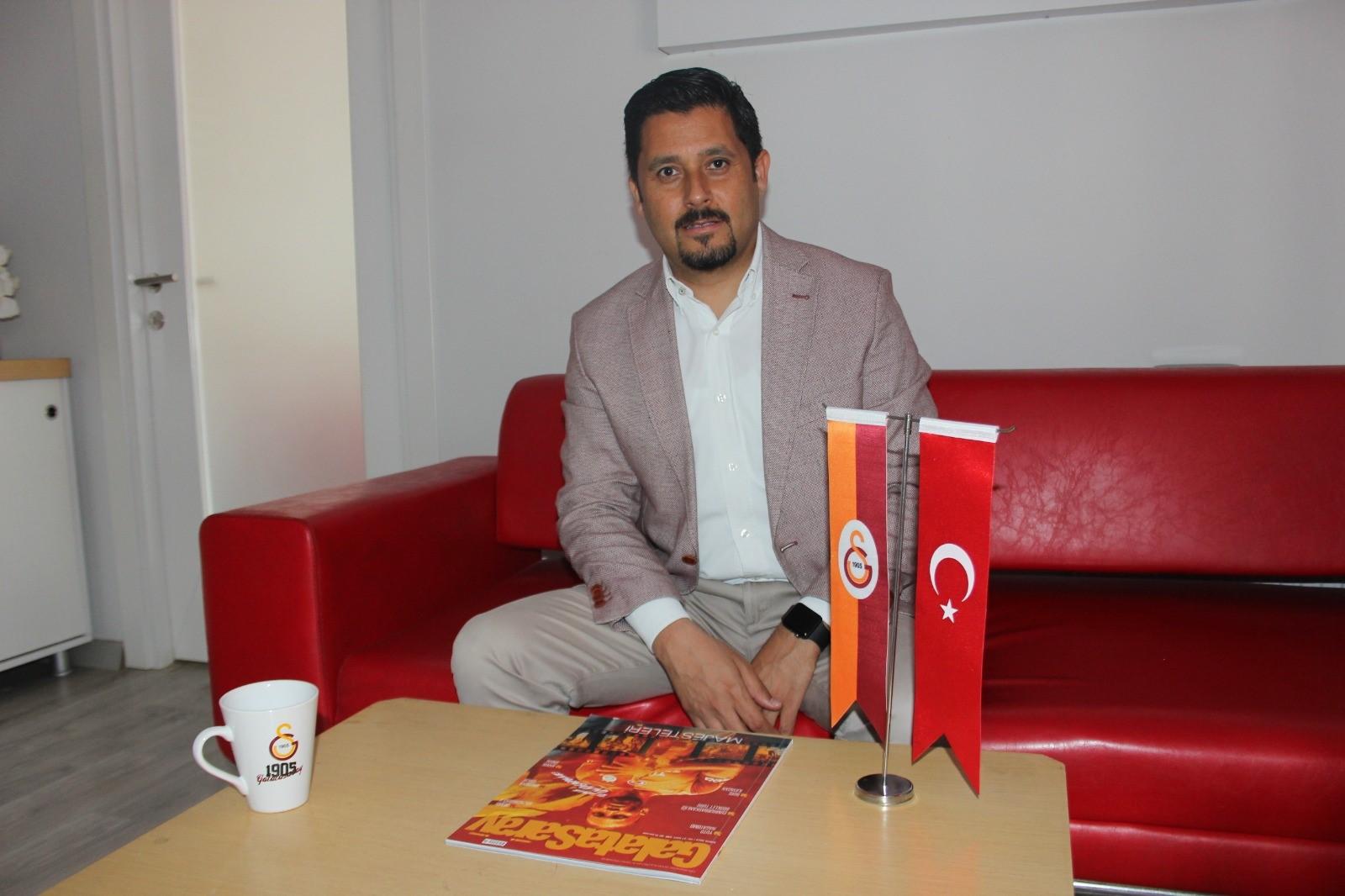 'HER NEFESTE GALATASARAY PROJESİ ADANA'DA''