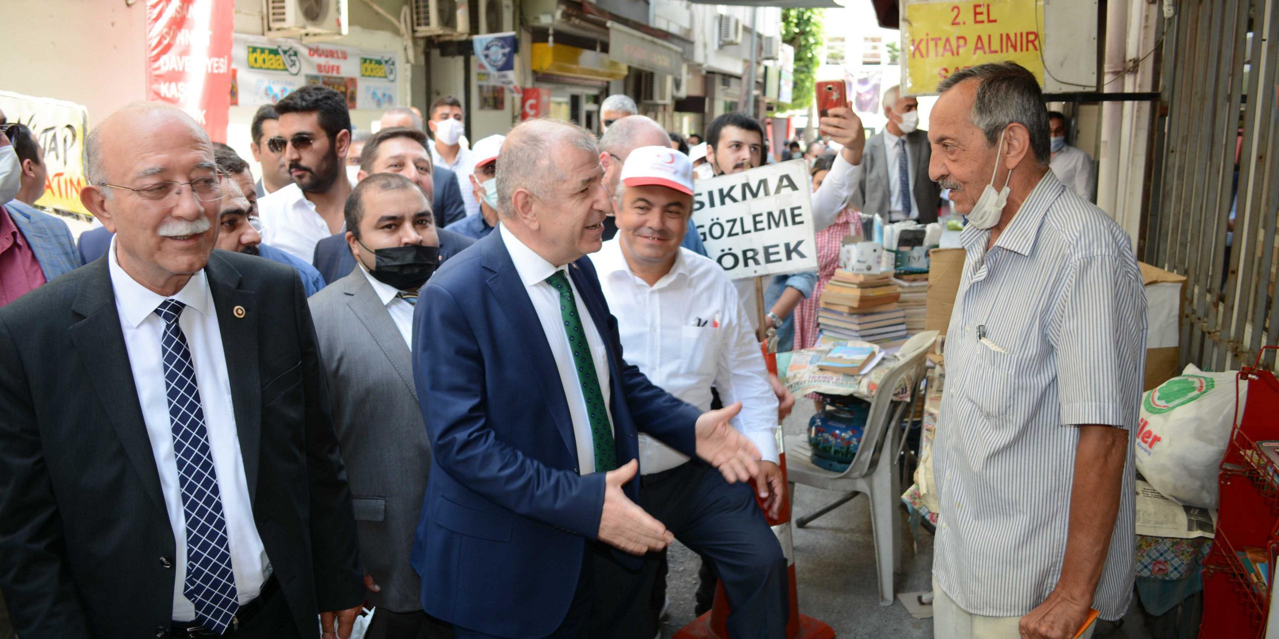 """ADANALI GELECEKTEN ÜMİTLİ"""