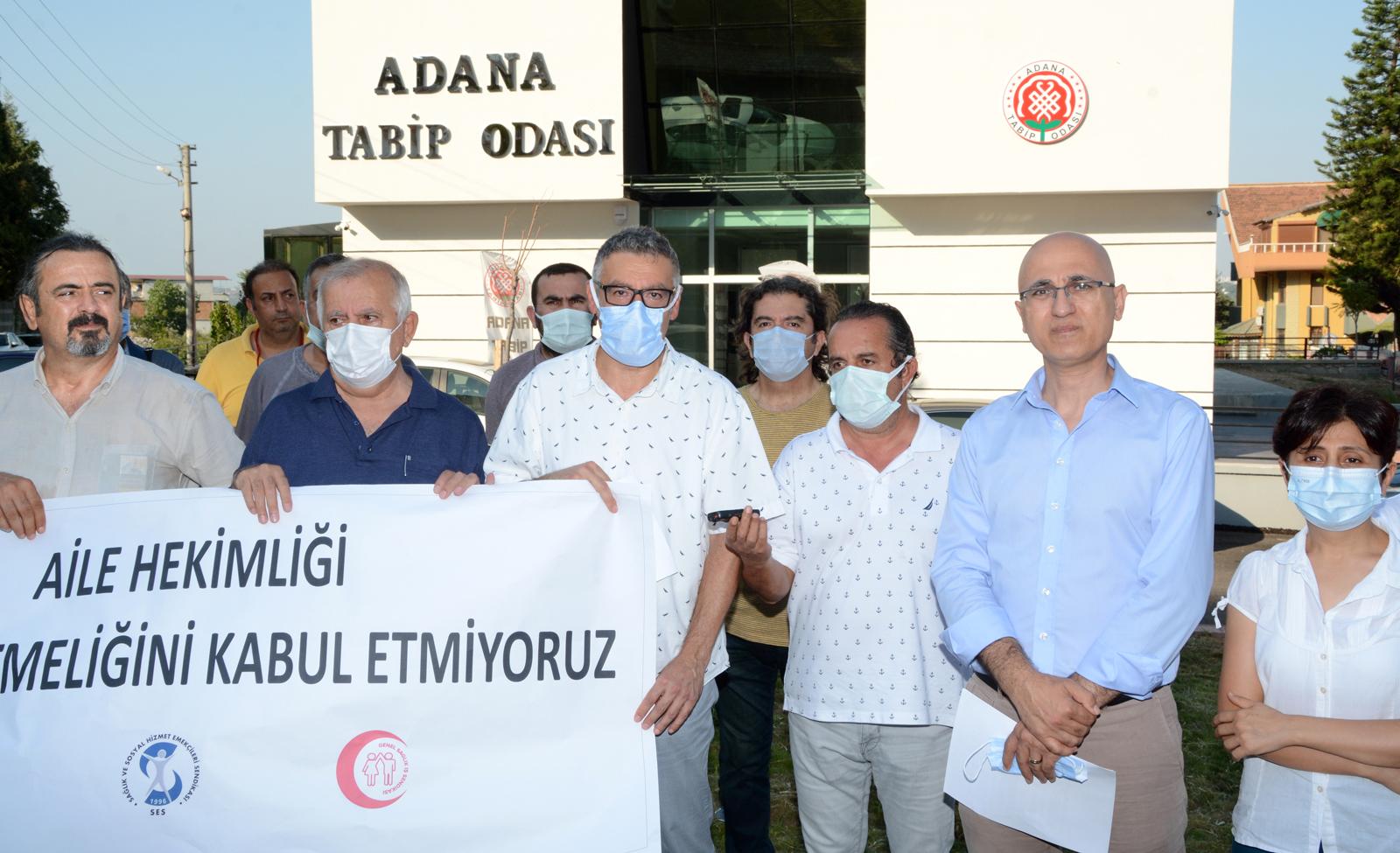 Sağlıkçılardan Yeni Çıkan 'Aile Hekimliği Ceza Yönetmeliği'ne Tepki!
