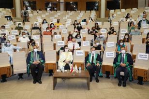 Çukurova Üniversitesi Ziraat Fakültesi Mezunlarını Uğurladı